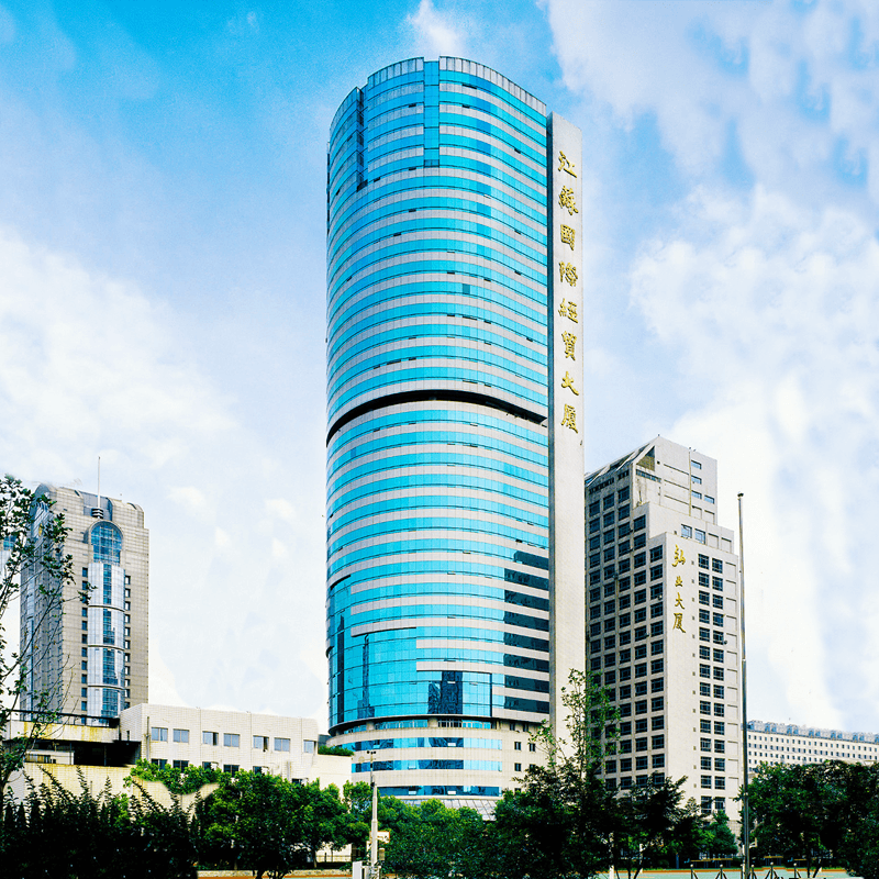 江苏国际经贸大厦