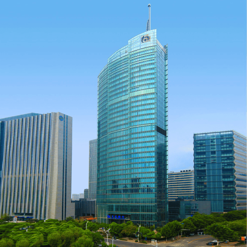交通银行新营业办公大楼
