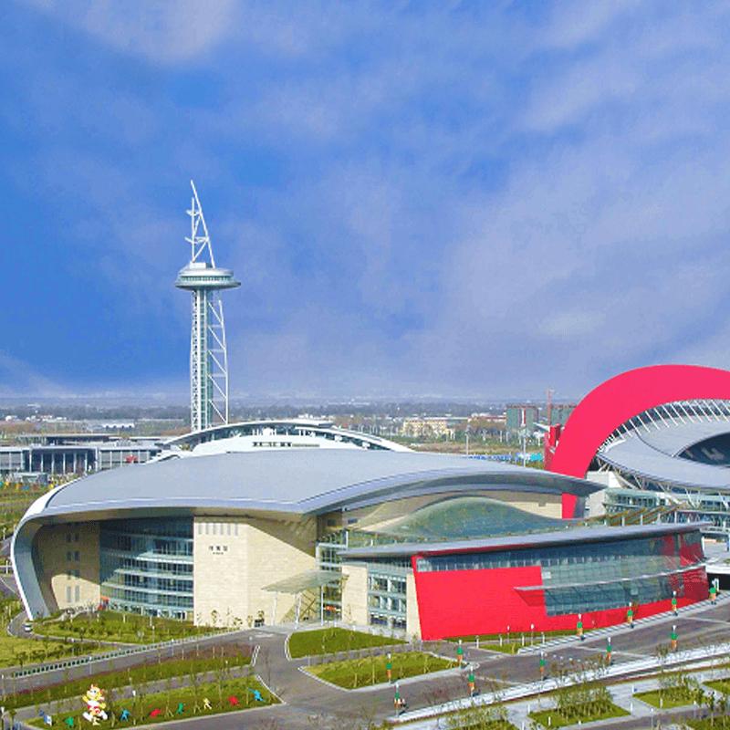 南京奥林匹克体育中心体育馆