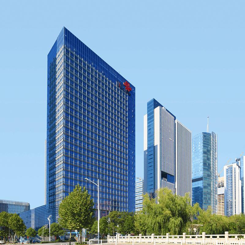 中国联通江苏分公司通信综合楼