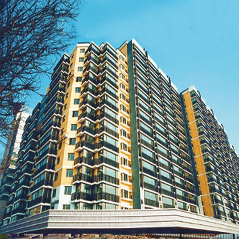 北京武警总医院住宅楼