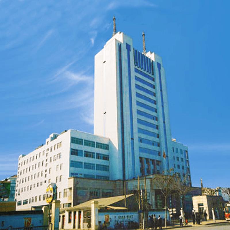 江苏省武警边防指挥中心综合楼